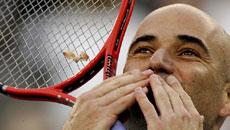 Агасси считает Федерера и Надаля лучшими