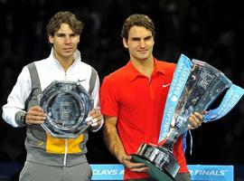 Надаль и Федерер сыграют в показательном матче