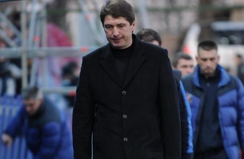 """Бакалов: """"Калиниченко пока думает над предложением"""""""