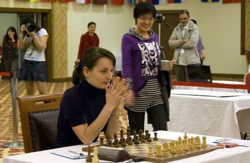 Шахматы. Полуфинал женского ЧМ — без Украины