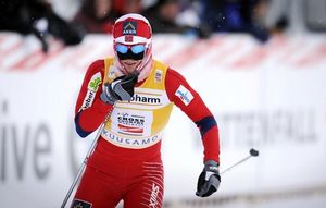 Лыжные гонки. Бьорген замахнулась на рекорд Бьорна Дэли