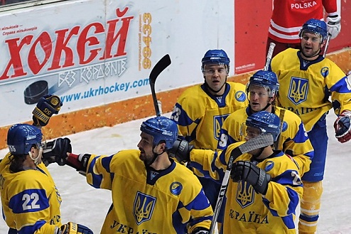 Прайм Евро Хоккей Челлендж. Украина громит Румынию