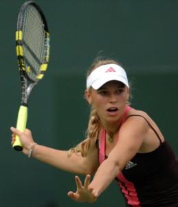 Возняцки сыграет в чешской теннисной лиге