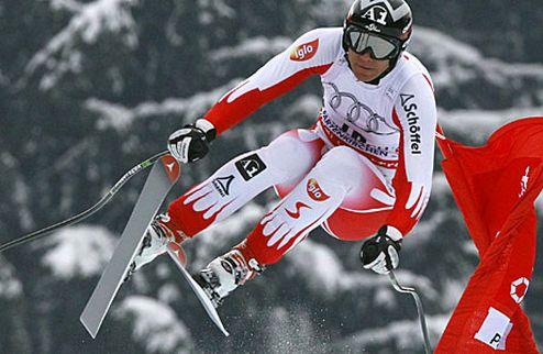 Горные лыжи. Победа Вальххофера и сенсация от немца