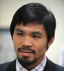 Паккьяо: соперник будет объявлен через две недели