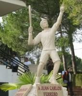 Ферреро получил памятник