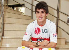 Ювентус и Милан в погоне за молодым бразильцем
