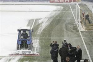 В Европе продолжаются переносы матчей