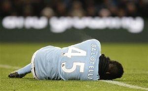 Балотелли хочет играть за Милан