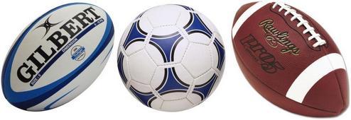 Соккер = Футбол = Регби