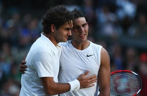 Надаль берет реванш у Федерера в Мадриде