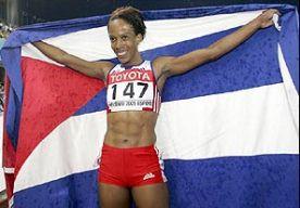 Экс-чемпионка мира в беге на 800 метров стала мамой