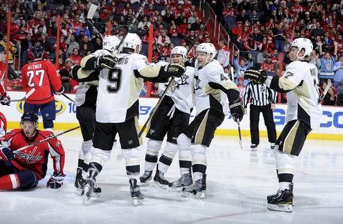НХЛ. Питтсбург обыгрывает Вашингтон, поражение Лемера, победа Тампы