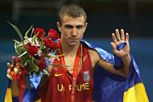 Ломаченко — боксер года в Украине