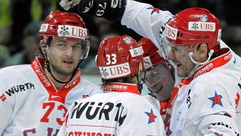 Кубок Шпенглера стартовал победой СКА