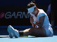 Китаянка снялась с Australian Open-2011
