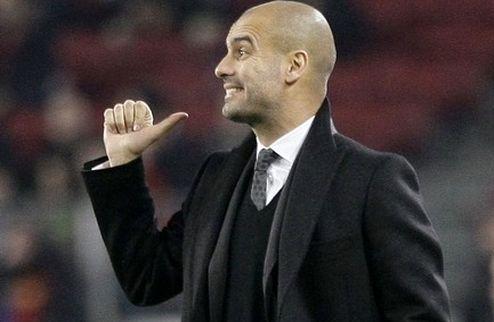 AS: в январе Гвардиола продлит контракт с Барсой
