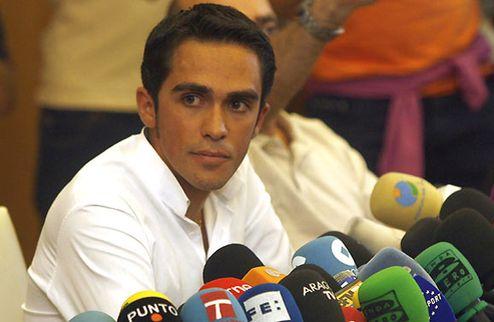 Контадор заявлен для участия в мартовской многодневке