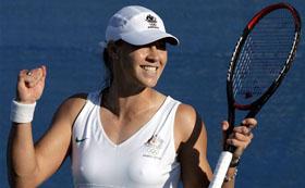 ����� � ����� �������� wild card �� Australian Open � 2011