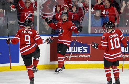 Молодежный ЧМ: Канада играется с Чехией