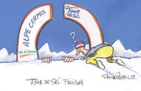 Тур де Ски. Сквозь тернии к звездам