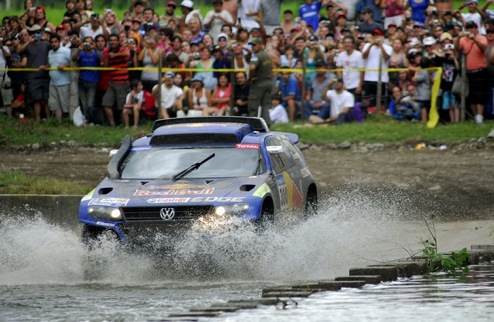 Дакар — 2011. Этап 1-й. Автомобили. Сайнc выходит в лидеры, Нестерчук проигрывает более часа