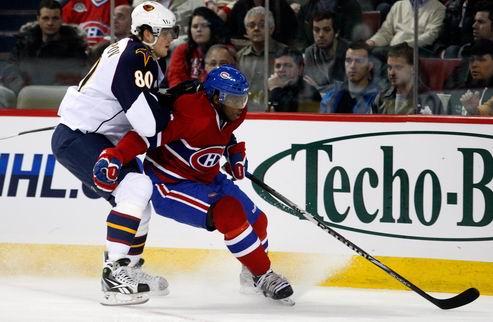 НХЛ. Атланта справилась с Монреалем