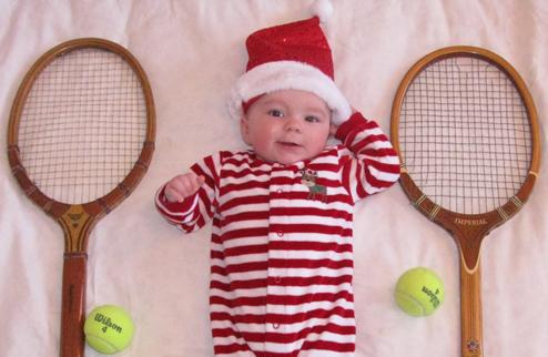 Заветные желания теннисистов в новом году