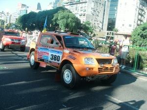 Дакар — 2011. Этап 2-й. Нестерчук финишировал с часовым отставанием от лидеров