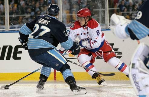 НХЛ. Винтер Классик-2011 — самая рейтинговая игра за последние 36 лет