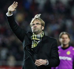 Клопп отрицает возможность переезда в Ливерпуль