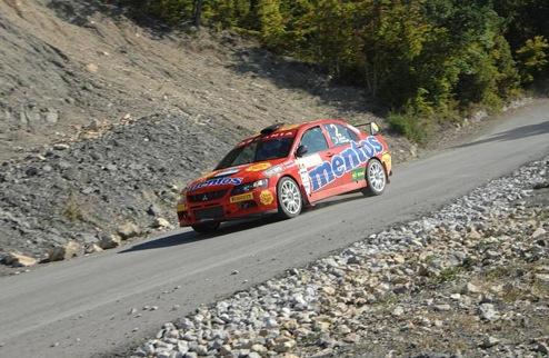 Mentos Ascania Racing ��������� � ��������� P-WRC �� 2011 ���