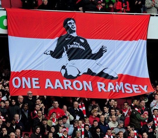 Рэмси вернулся в Арсенал
