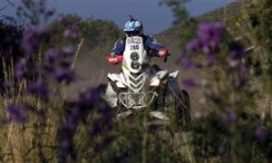 Дакар — 2011. Этап 4-й. Квадроциклы. Маффеи одержал вторую победу подряд