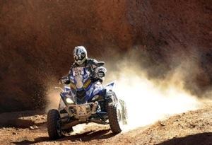 Дакар — 2011. Этап 6-й. Квадроциклы. Алехандро Патронелли вновь отпраздновал победу