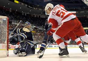НХЛ. Филппула лечит пах