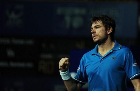 Ченнай (ATP). Вавринка в финале оказался сильнее Малисса