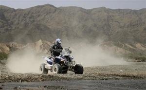 Дакар — 2011. Этап 7-й. Квадроциклы. Провал лидеров