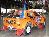 Дакар — 2011. Украинский экипаж финишировал на седьмом этапе