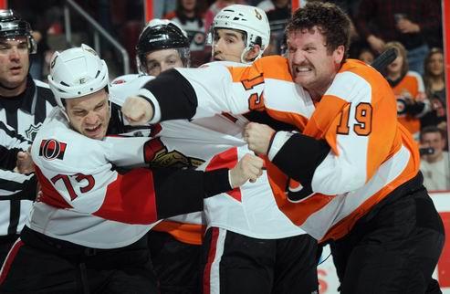 НХЛ. Оттава готовится отдавать игроков