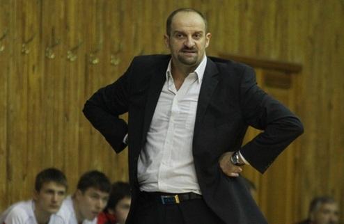 Митрович покидает Кривбассбаскет
