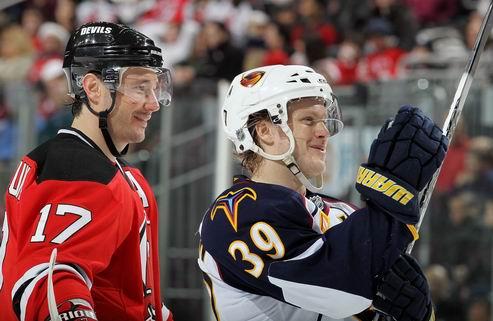 НХЛ. У Ковальчука худший в команде показатель полезности