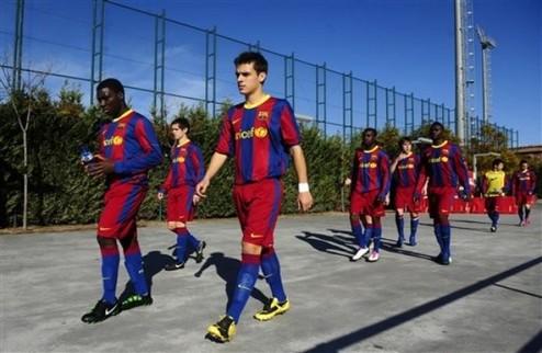 Гордость Барселоны. Часть первая