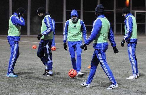 Динамо начинает подготовку к сезону