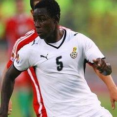 Игрок сборной Ганы пробует свои силы в Заре