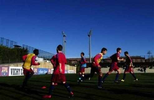 Гордость Барселоны. Часть вторая