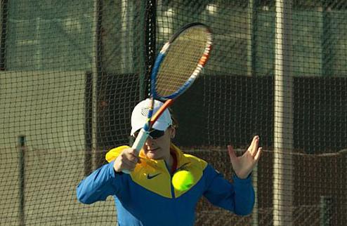 ������� ���� ��� ������ � ������� ������ � Australian Open