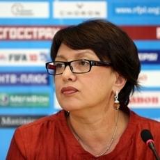 """Смородская: """"Алиев в последнее время очень многое сказал в прессе"""""""