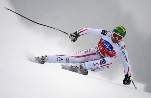 Горные лыжи. Неожиданная победа Крелля