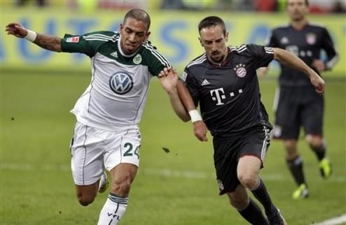 Бавария теряет шансы на титул? + ВИДЕО
